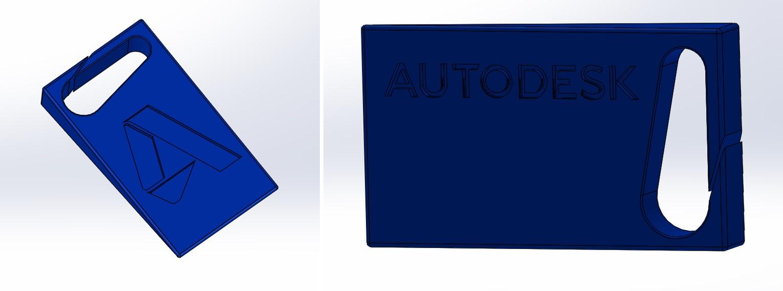 Autodesk wedgie