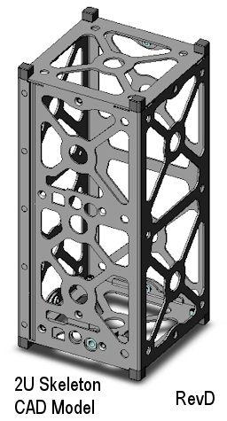 Csk 2u chassis skeleton revd