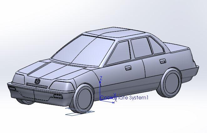 Honda ss