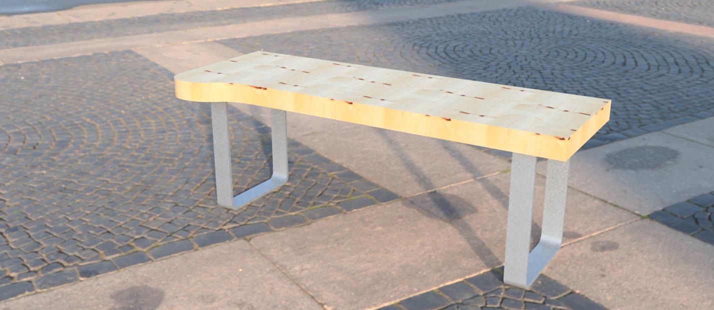 Pine bench design v01 v3
